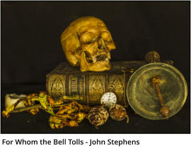 For Whom the Bell Tolls - John Stephens